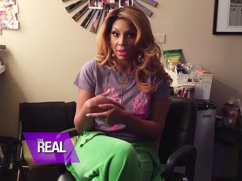 Web Exclusive: Tamar's Most Memorable 'The Real' Moments!
