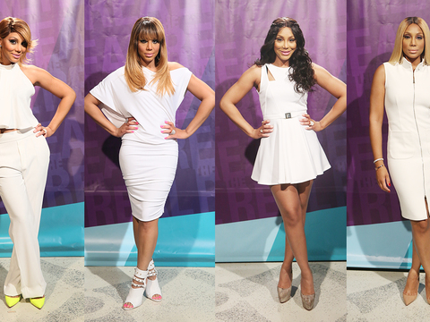 Tamar's White-Hot Looks