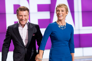 Hump Day with Robert Herjavec & Barbara Corcoran!