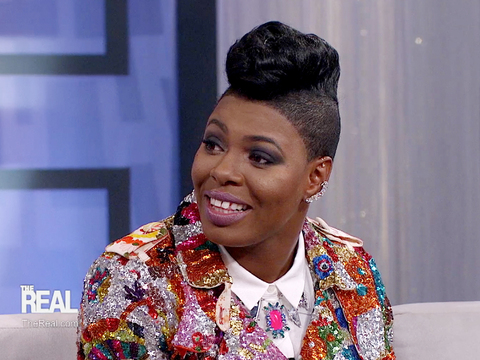 Ta'Rhonda Jones on Opening for Lil' Kim