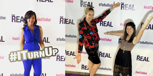 #ImAtTheReal: Fans Share Pics from the Show!