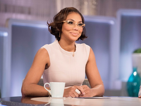 REAL Teaser: Good Luck on 'DWTS,' Tamar!