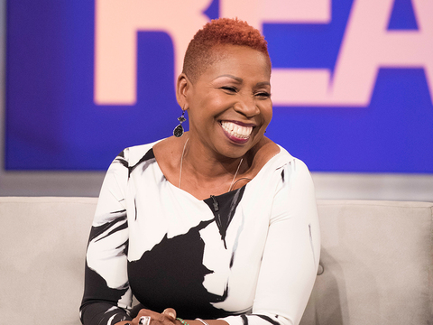 Iyanla Vanzant Talks Positive Body Image