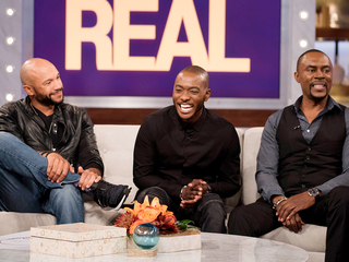 MCM with the Men of 'Being Mary Jane'