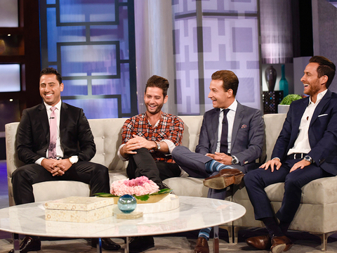 'Million Dollar Listing: L.A.' Cast Talks Love & Success