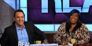 Thursday on 'The Real': Smokey Robinson, Plus Guest Co-Host Adam Housley!