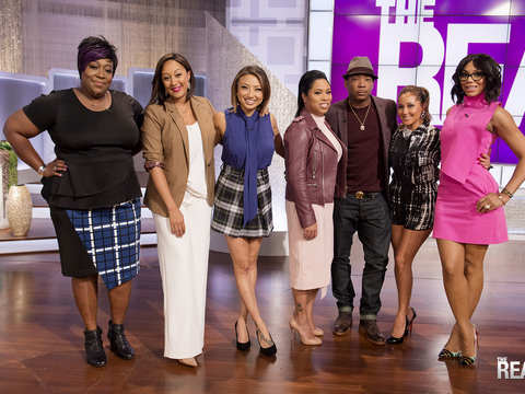 Wednesday on 'The Real': Ja Rule & Aisha Atkins Are in the House!