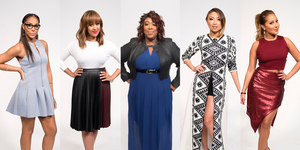 Monday's 'The Real' Style Breakdown