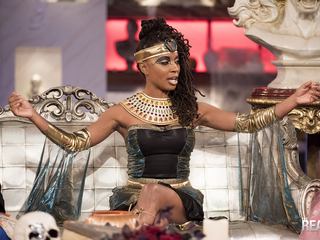 A Halloween Takeover with Shanola Hampton