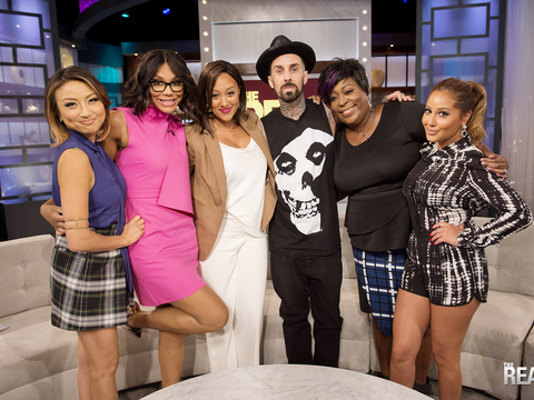 Wednesday on 'The Real': Travis Barker Opens Up In a Tear-Jerking Interview
