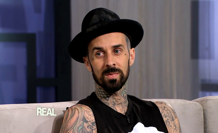 Travis Barker Bares His Soul