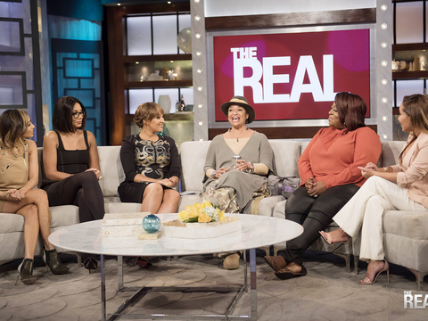 Friday on 'The Real' — Debbie Allen, Double Dose of Girl Chat