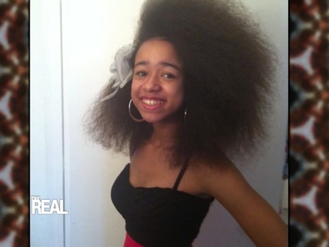 Vanessa Vandyke Natural Hair