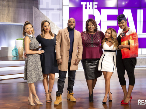 Wednesday on 'The Real': Jezzy & Guest Co-Host Ta'Rhonda Jones!
