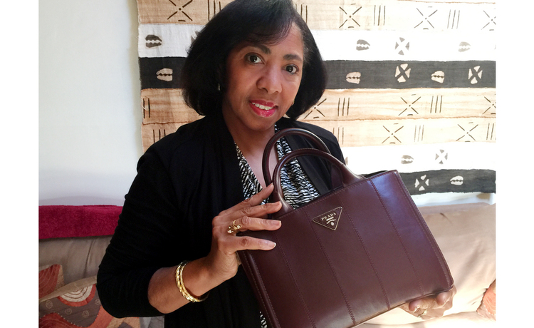 Congratulations to Last Month's Prada 'Gab Bag' Winner!