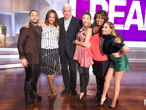Wednesday on 'The Real': John O'Hurley & Tahj Mowry Are Here!