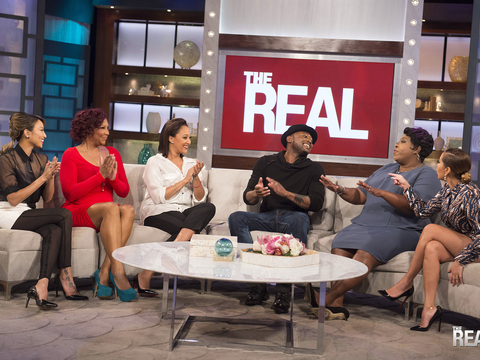 Omar Epps on New His Documentary, 'Daddy Don't Go'