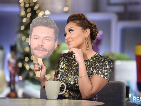 REAL Teaser: Adrienne Names Ryan Seacrest Her #MCM