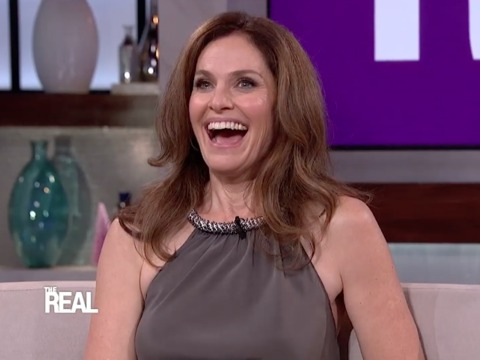Amy Brenneman on 'The Lefteovers'