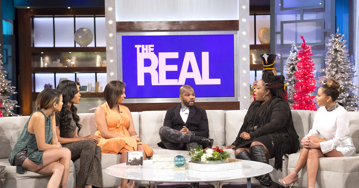 Kirk Franklin Tributes His Adopted Mom | TheReal.com