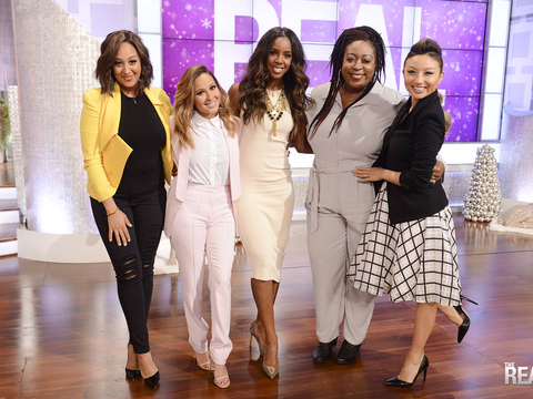 Thursday on 'The Real': It's Our Time with Kelly Rowland