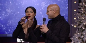 Web Exclusive: Toni Braxton & Brother Michael Perform