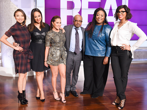 Friday on 'The Real': Jermaine Dupri Is in the House!