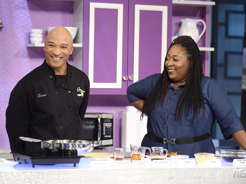 REAL Teaser: Pastry Chef Surprise for Loni