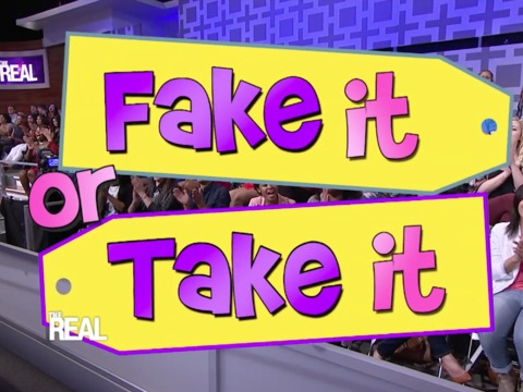 An At-Home Viewer Plays Fake It or Take It'!