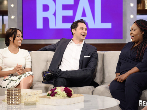 Tuesday on 'The Real': We're Kickin' It with Matt McGorry