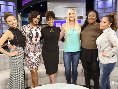Friday on 'The Real': Pinterest Wars with Holly Holm!