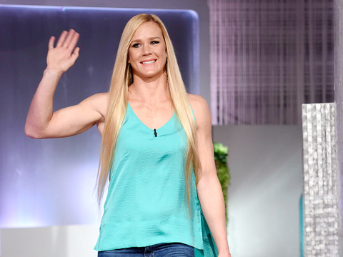 Holly Holm Talks Taking On Miesha Tate