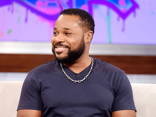 It's '80s Day with Malcolm-Jamal Warner