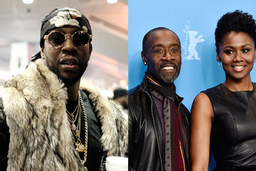 2 Chainz, Plus Don Cheadle & Emayatzy Corinealdi!