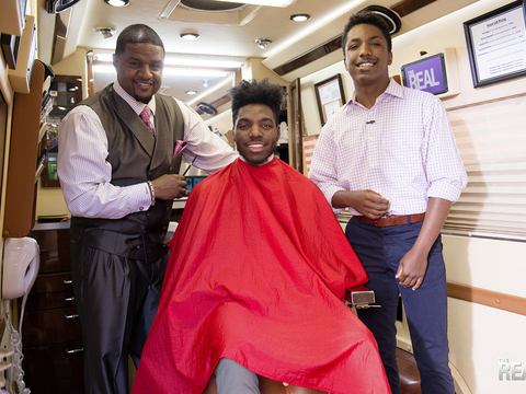 More Info on Luxury Mobile Barbershop, Inc.!