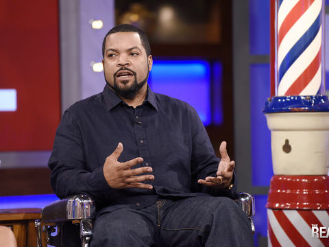 Ice Cube Shares Moral Message in 'Barbershop'
