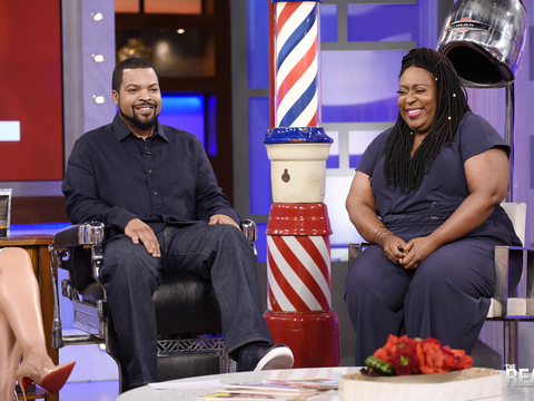 Ice Cube Talks NWA, Football & Hair