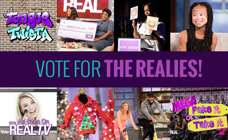 Vote for The Realies!