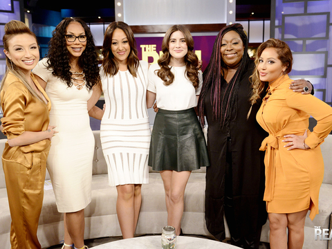 Friday on 'The Real': Let's Celebrate Earth Day!
