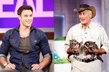 Hangin' with Ryan Guzman & Jack Hanna