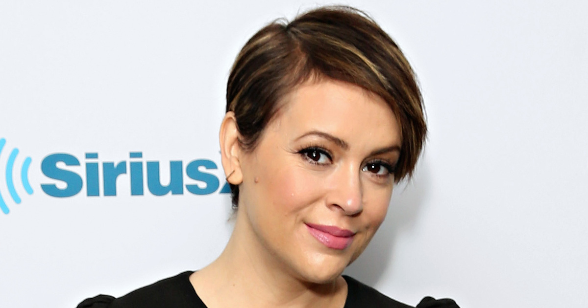 Keeping It Real With Alyssa Milano Thereal