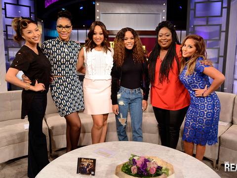 Monday: Serayah Holds Down 'Empire', Plus Tichina Arnold!