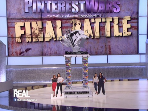 REAL Teaser: Pinterest Wars Final Battle