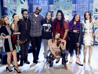 Lalah Hathaway & Snoop Dogg Perform!