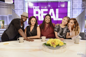 Taye Diggs Co-Hosts, Plus Kellita Smith!