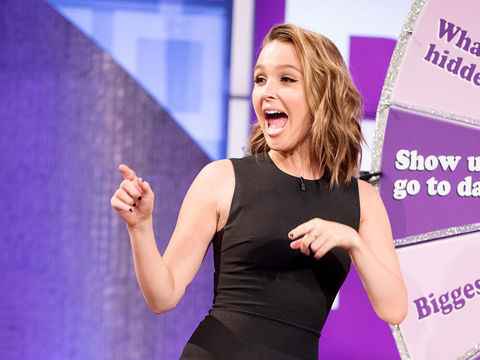 Wednesday on 'The Real' — Camilla Luddington Is Here!