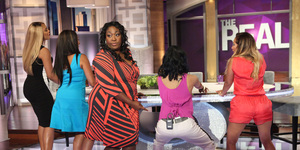 'The Real' Ladies Learn to Twerk!