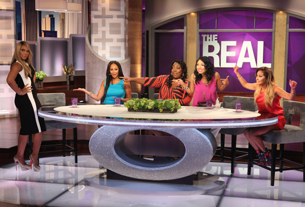 'The Real' Premieres!