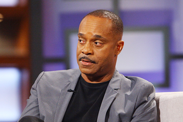 Rocky Carroll Gets REAL