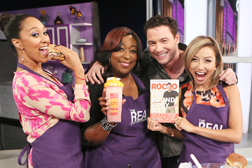 The Daytime Party Continues with Rocco DiSpirito